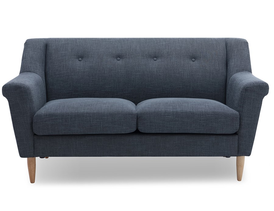 2 Seater Sofa Dark Grey