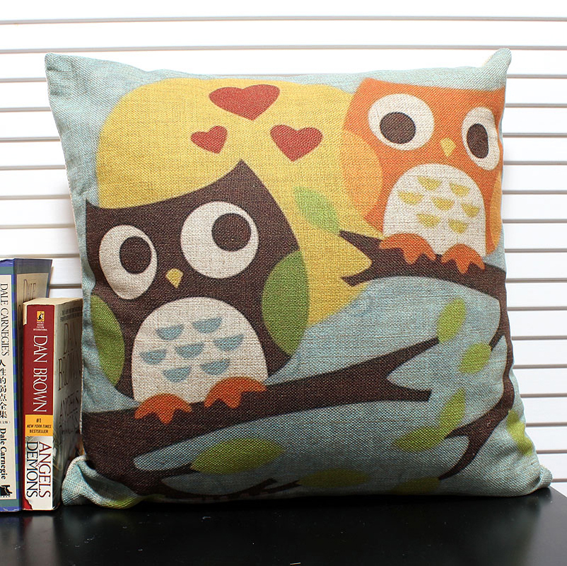 cushion owl e by home elements