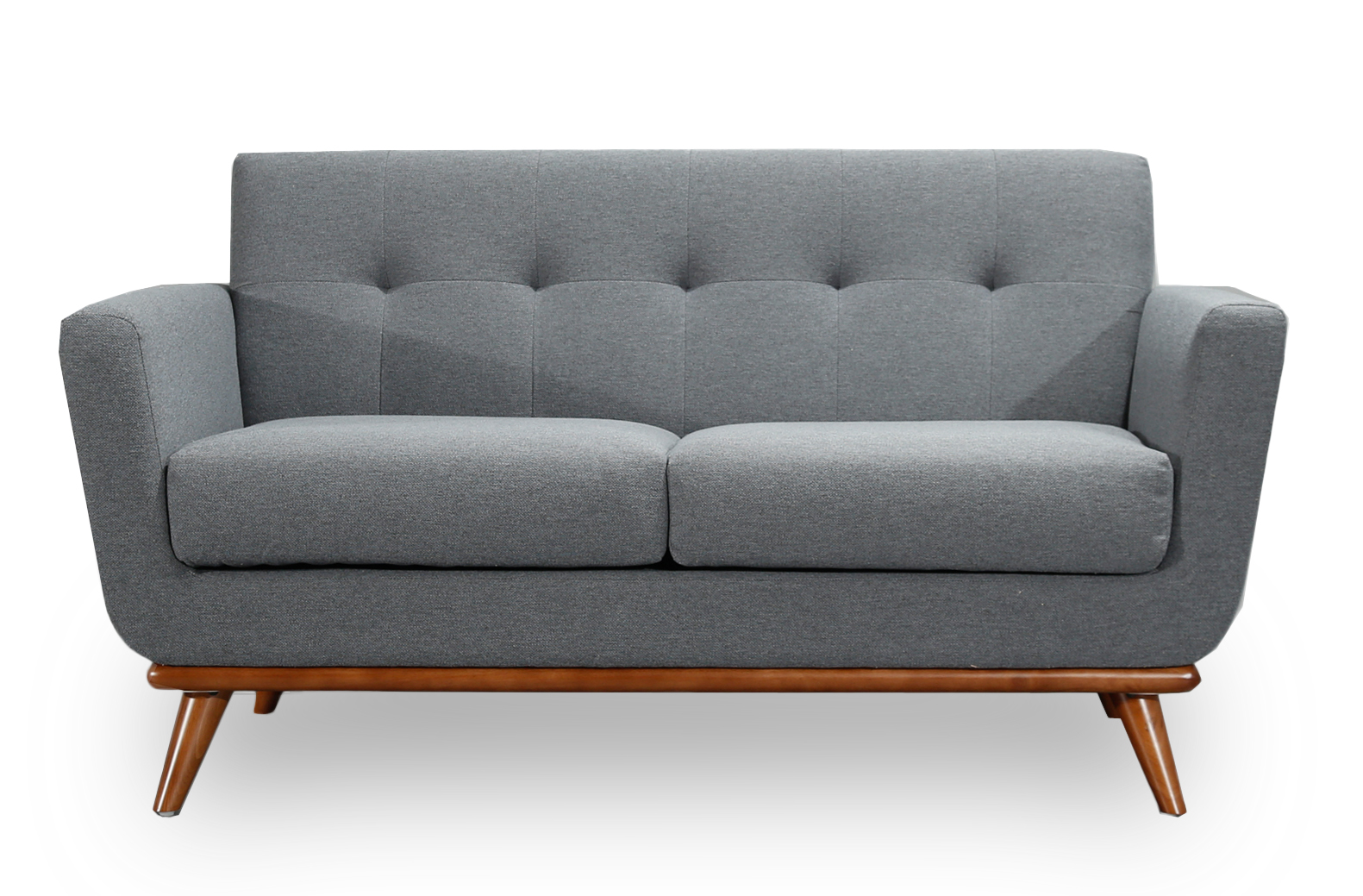 Modern Scandinavian Style Grey 20 Seater Sofa by Home Elements