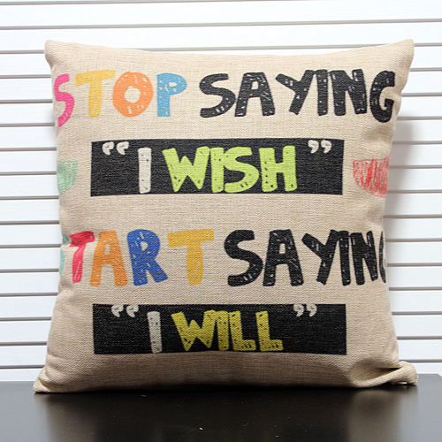 Stop Saying I Wish