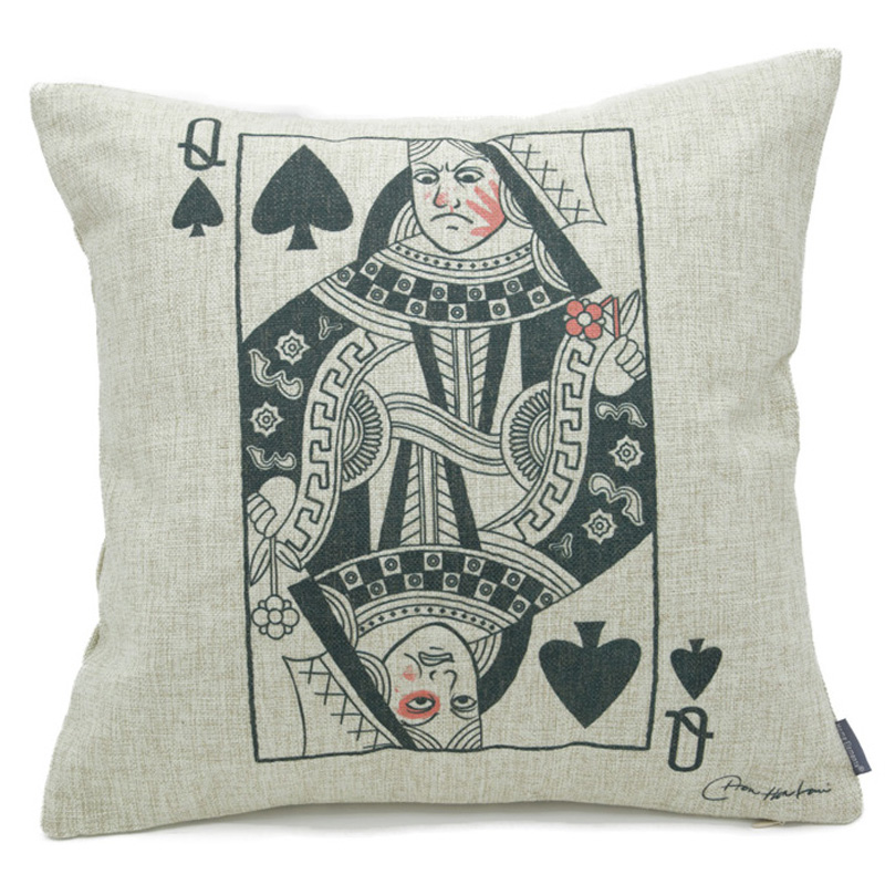 Fighting Queen Cushion With A Story