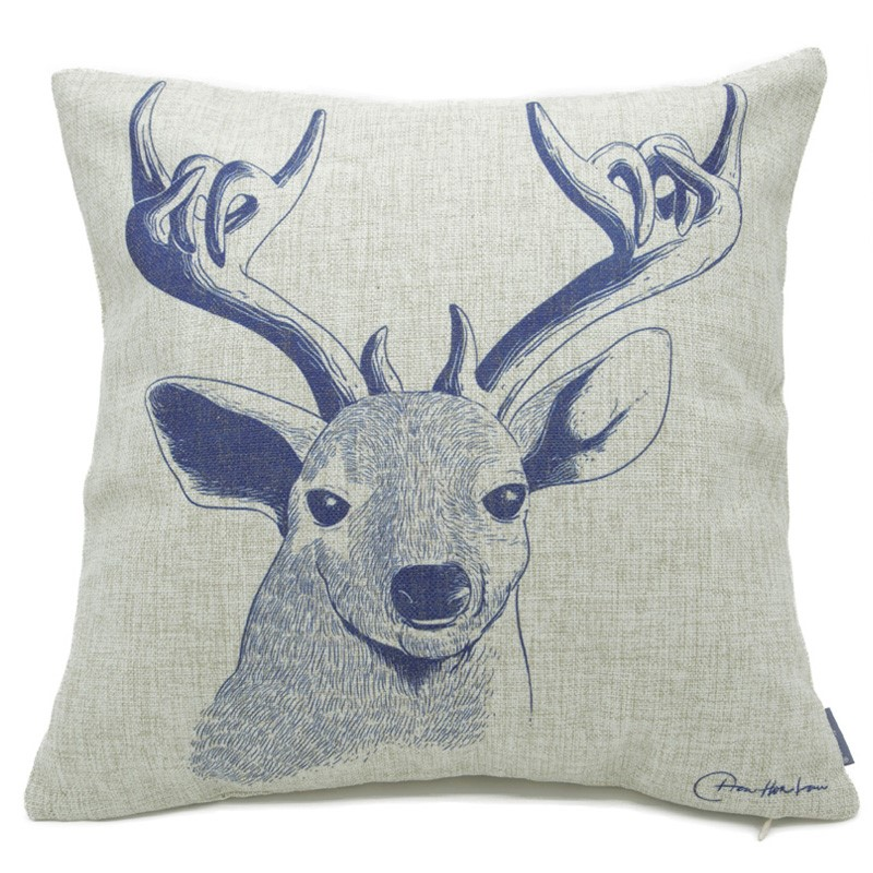Deerock Cushion With A Story